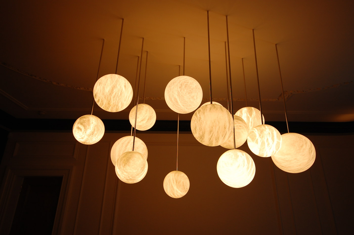 Portland Place Specialist Decoration Light Fixtures