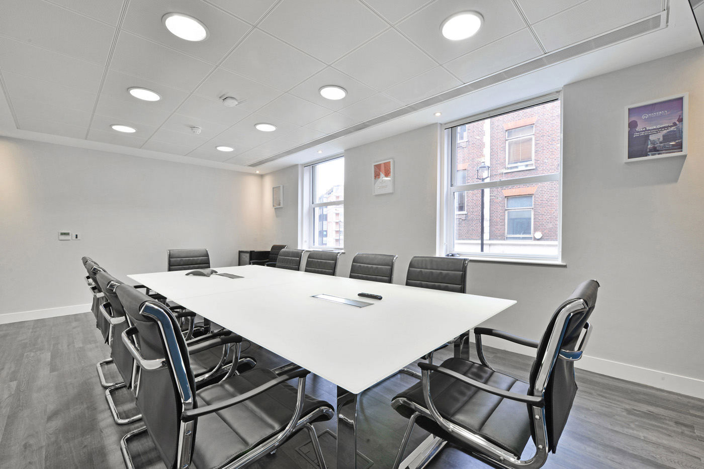 Maddox Street Office Mayfair Meeting Room