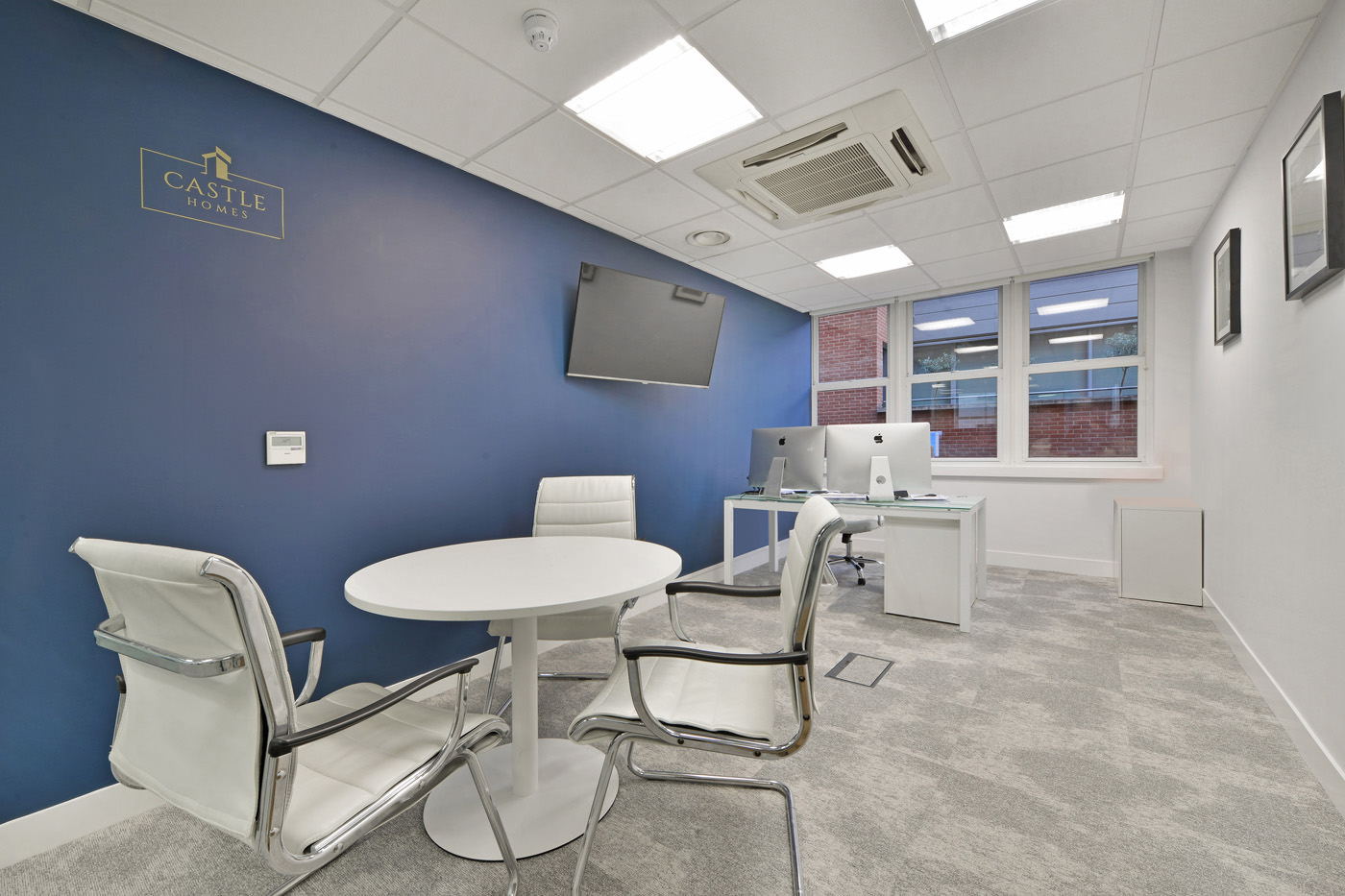 Maddox Street Office Fit Out Mayfair Office