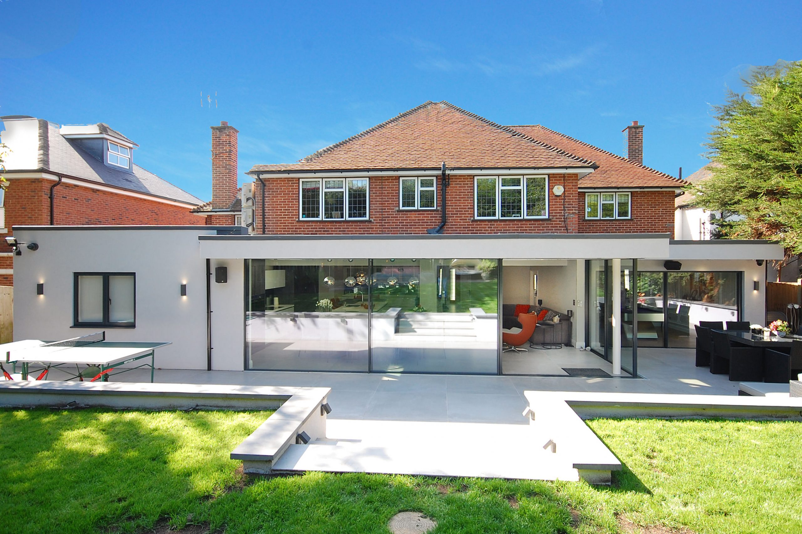 Chigwell extension and refurbishment