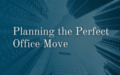 Planning the Perfect Office Move